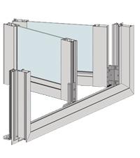 High Performance Bi-Fold Window Design