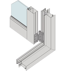 High Performance HINGED Door