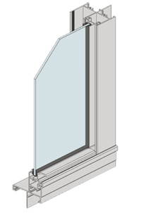 Residential Double Hung Window