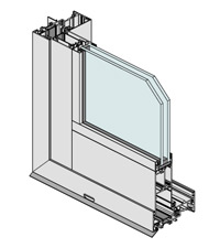 Thermally Broken Sliding Door